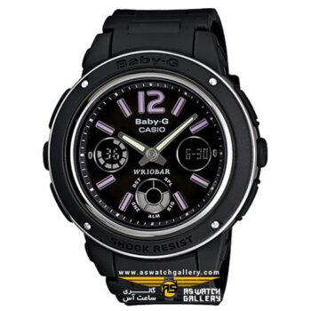 ساعت مچی کاسیو مدل bga-150-1bdr