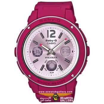 ساعت مچی کاسیو مدل bga-150-4bdr