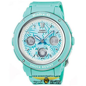 ساعت مچی کاسیو مدل bga-150f-3adr