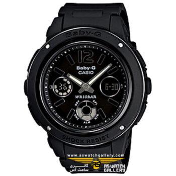 ساعت مچی کاسیو مدل bga-151-1bdr