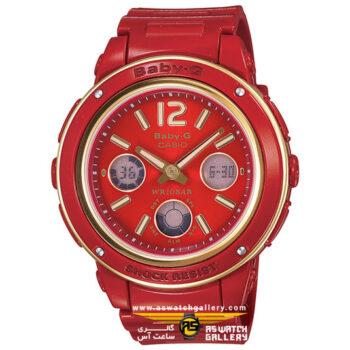 ساعت مچی کاسیو مدل bga-151gg-4bdr