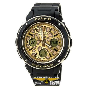ساعت مچی کاسیو مدل bga-151lp-1adr