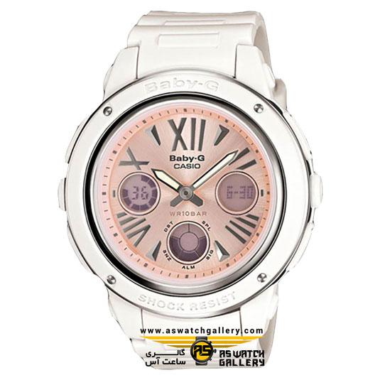 ساعت مچی کاسیو مدل bga-152-7b2dr