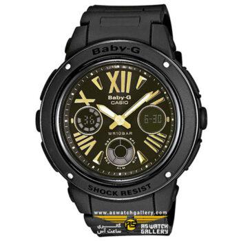 ساعت مچی کاسیو مدل bga-153-1bdr