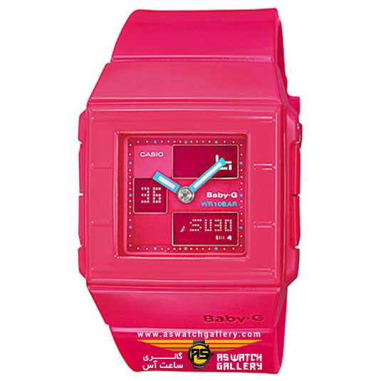 ساعت مچی کاسیو مدل bga-200-4edr