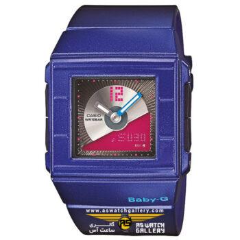 ساعت مچی کاسیو مدل bga-201-2edr