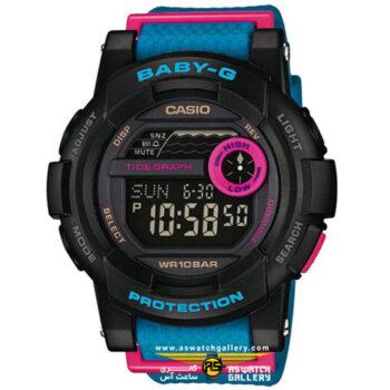 ساعت کاسیو مدل bgd-180-2dr
