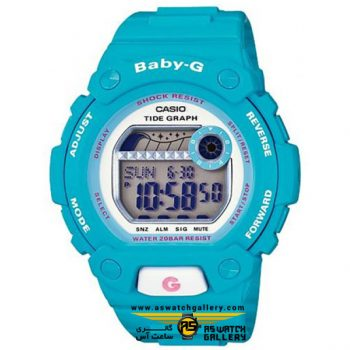 ساعت مچی کاسیو مدل blx-102-2bdr