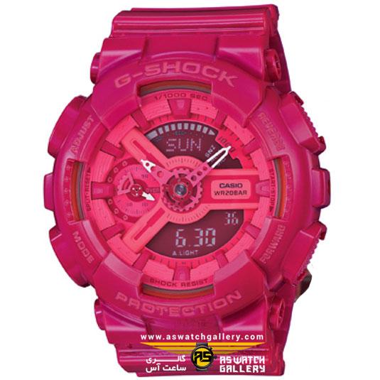 ساعت مچی کاسیو مدل gma-s110cc-4adr