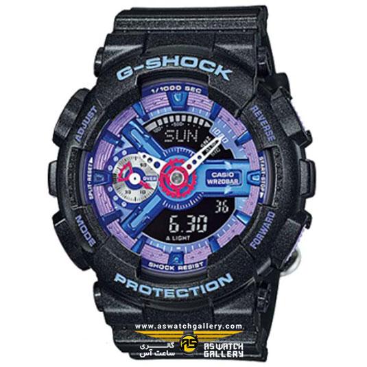ساعت کاسیو مدل gma-s110hc-1adr