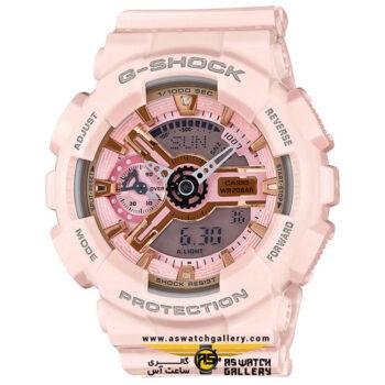 ساعت مچی کاسیو مدل gma-s110mp-4a1dr