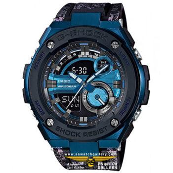 ساعت مچی کاسیو مدل gst-200cp-2adr