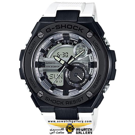 ساعت مچی کاسیو مدل gst-210b-7adr