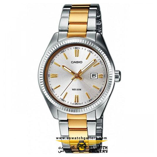 ساعت مچی زنانه casio مدل ltp-1302sg-7avdf