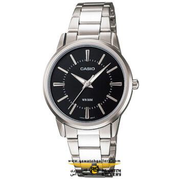 ساعت مچی زنانه casio مدل ltp-1303d-1avdf