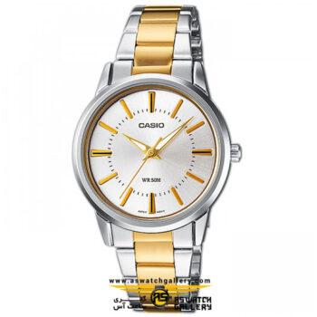 ساعت مچی زنانه کاسیو مدل ltp-1303sg-7avdf