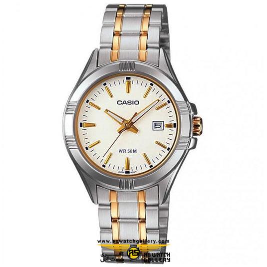 ساعت کاسیو مدل ltp-1308sg-7avdf