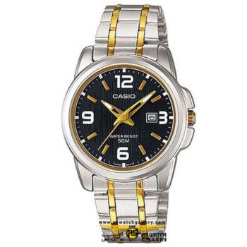 ساعت کاسیو مدل ltp-1314sg-1avdf