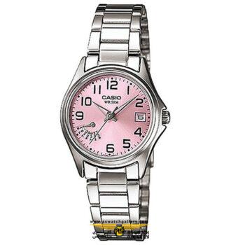 ساعت مچی زنانه casio مدل ltp-1369d-4bvdf