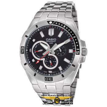 ساعت مچی مردانه کاسیو مدل mtd-1060d-1avdf