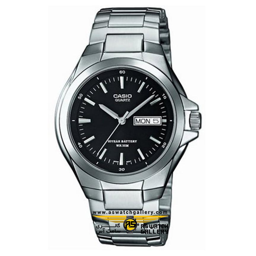 ساعت مچی مردانه کاسیو مدل mtp-1228d-1avdf