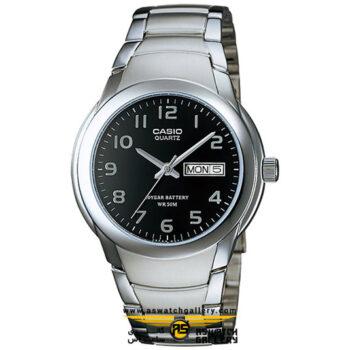 ساعت مچی مردانه casio مدل mtp-1229d-1avdf