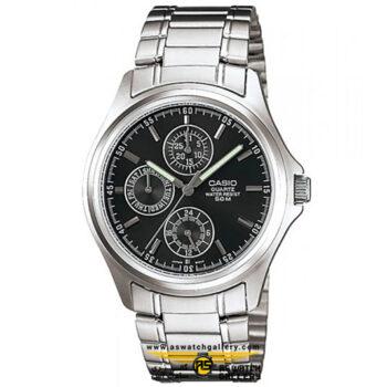 ساعت مچی مردانه کاسیو مدل mtp-1246d-1adf