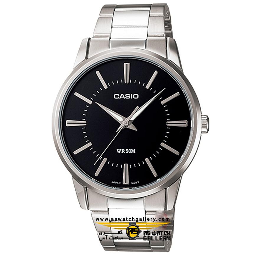 ساعت مچی مردانه casio مدل mtp-1303d-1avdf