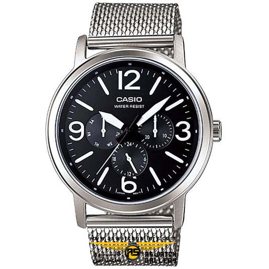ساعت مچی مردانه کاسیو مدل mtp-1338d-1b1df