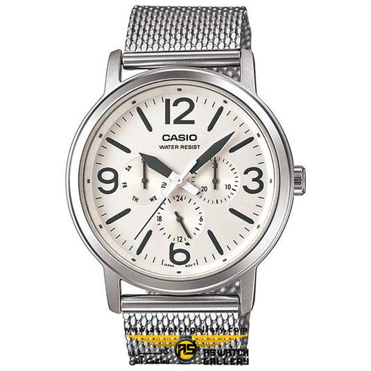 ساعت مچی مردانه کاسیو مدل mtp-1338d-7bdf