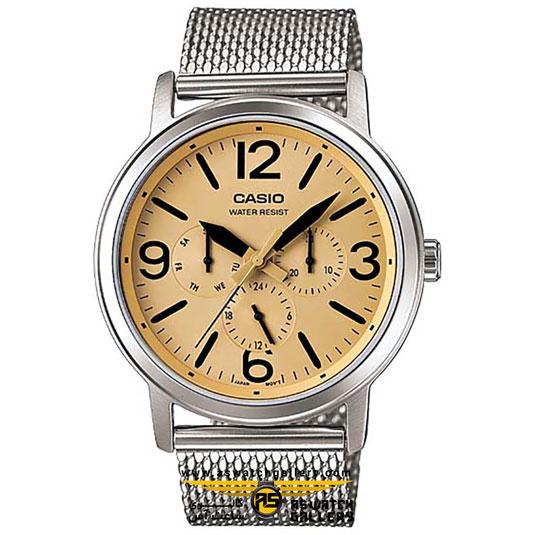 ساعت مچی مردانه casio مدل mtp-1338d-9bdf