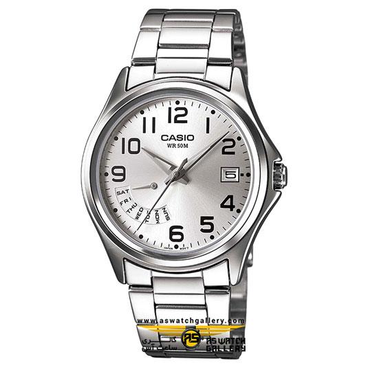 ساعت مچی مردانه کلاسیک casio مدل mtp-1369d-7bvdf