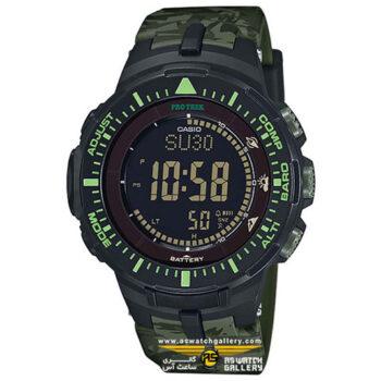 ساعت کاسیو مدل prg-300cm-3dr