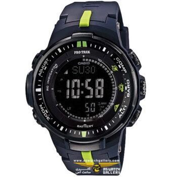 ساعت کاسیو مدل prw-3000-2dr