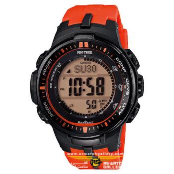 ساعت مچی کاسیو مدل prw-3000-4dr