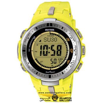 ساعت کاسیو مدل prw-3000-9bdr