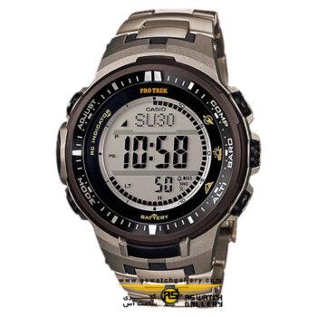 ساعت مچی کاسیو مدل prw-3000t-7dr