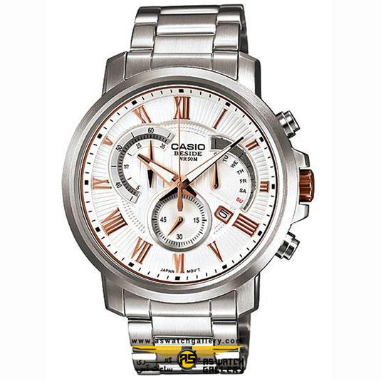 ساعت مچی کاسیو مدل bem-506bd-7avdf