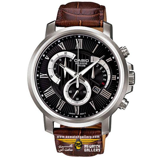 ساعت مچی کاسیو مدل bem-506bl-1avdf