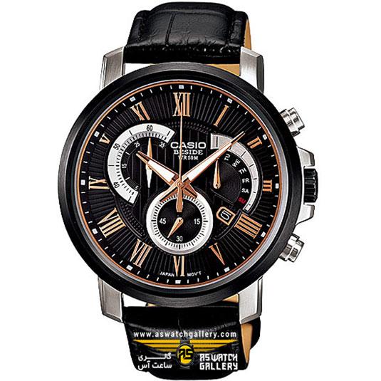ساعت مچی کاسیو مدل bem-506cl-1avdf