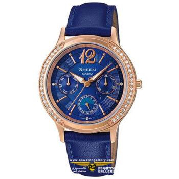 ساعت مچی کاسیو مدل she-3030gl-2audr