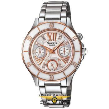 ساعت کاسیو مدل SHE-3505SG-7AUDR
