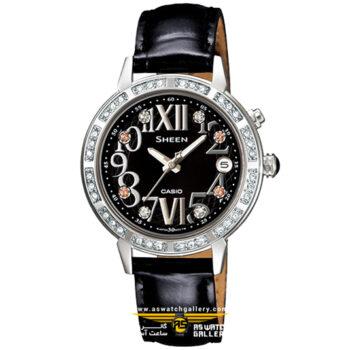 ساعت مچی کاسیو مدل she-4031l-1audr
