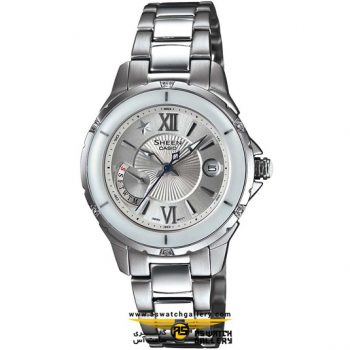 ساعت مچی کاسیو مدل she-4505d-7adr