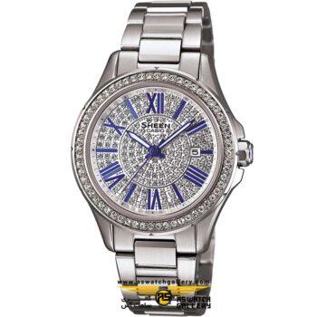 ساعت مچی کاسیو مدل she-4510d-7audr