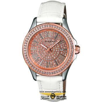 ساعت مچی کاسیو مدل she-4510gl-9audr