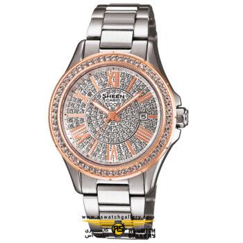 ساعت مچی کاسیو مدل she-4510sg-7audr
