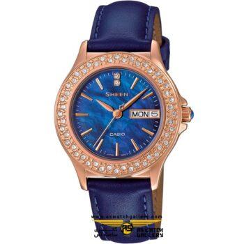 ساعت مچی کاسیو مدل she-4800gl-2audr