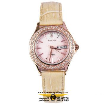 ساعت مچی کاسیو مدل she-4800gl-9audr