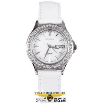 ساعت مچی کاسیو مدل she-4800l-7audr